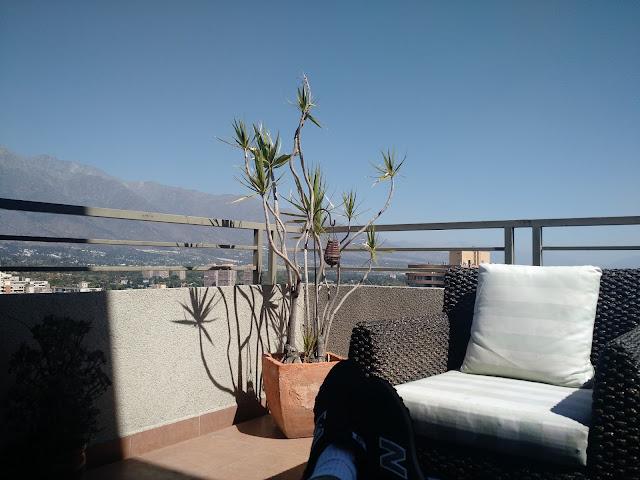 Airbnb Santiago Chile