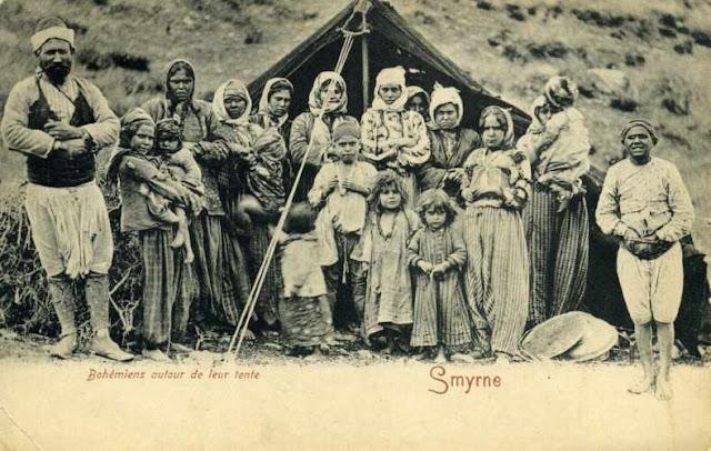 Türkiye'de Romanlar