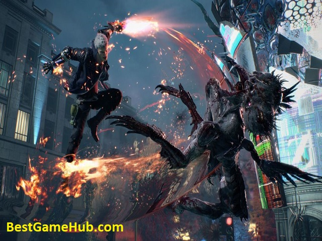 Devil May Cry 5 High Compressed Download Free