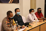 Kapolres Cirebon Kota Jalin Silaturahmi dengan Media Humas Ciko, Ini Harapan Kapolres Cirebon Kota