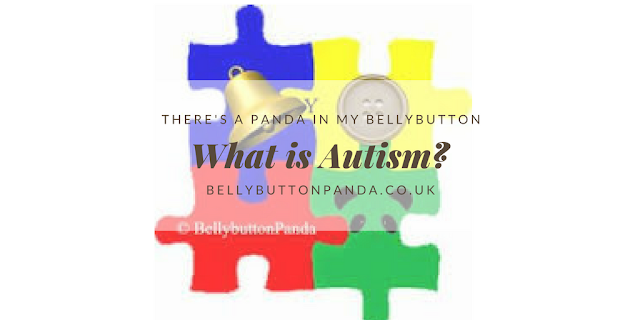 What is Autism Spectrum Condition, www.bellybuttonpanda.co.uk