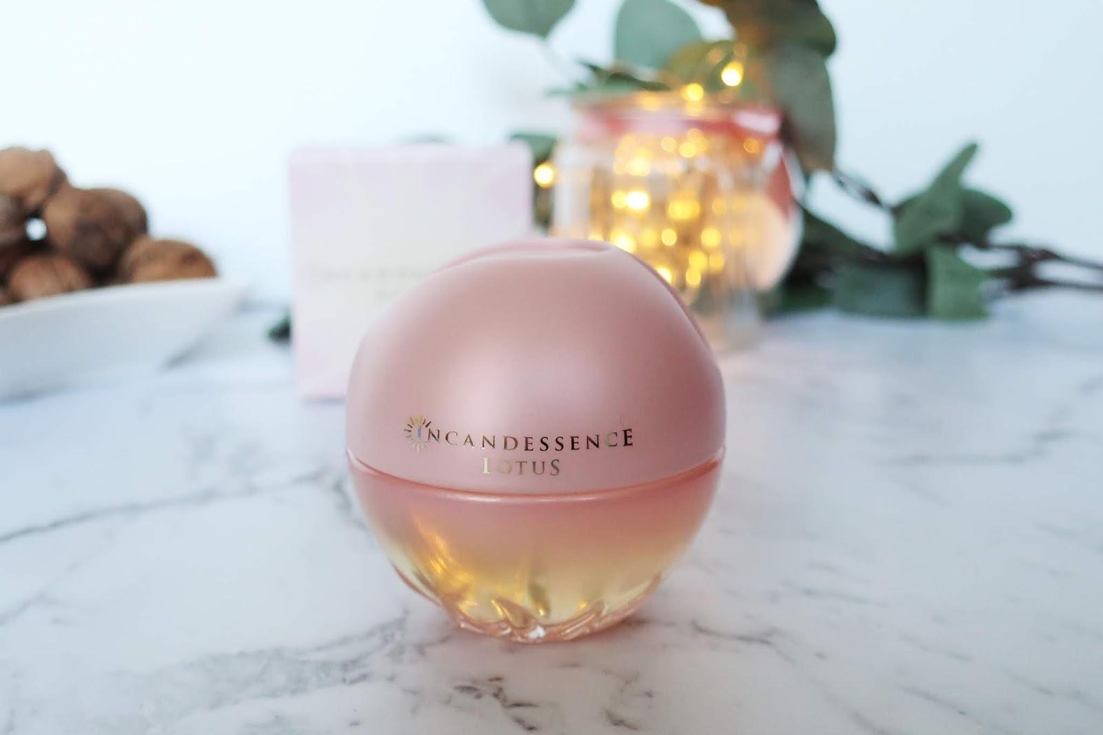 nowość Zapach Incandessence Lotus perfumy Avon