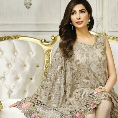 e58fdb7c5c Zarqash introduced  Dreamy Desires  a combination of silk and chiffon with  the exquisite appeal and aesthetic charm as Eid collection 2016-17.