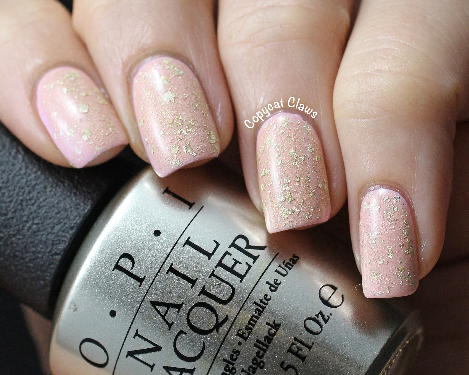 Copycat Claws Opi Mod About You Pure 18k White Gold And