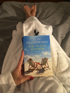 "lektura na wakacyjny weekend, czyli ""Ein neuer Sommer"" Elin Hilderbrand, fot. paratexterka ©"