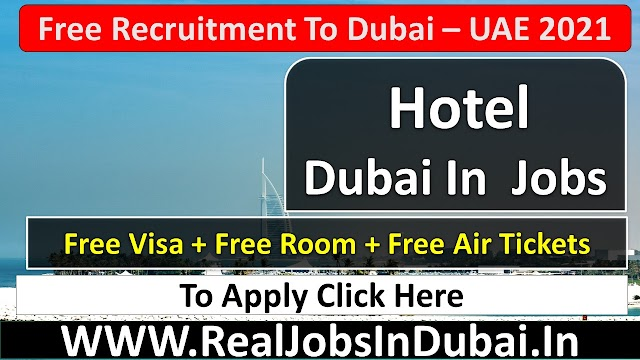 Holiday Inn Hotel Jobs In Dubai UAE 2021