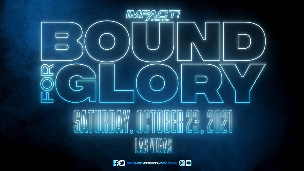 Revelada a possível arena do IMPACT Bound For Glory 2021
