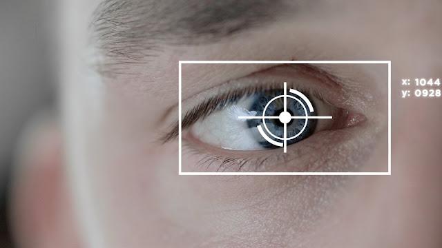 التحكم بالعين