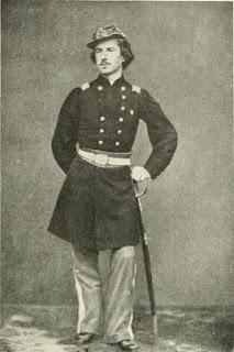 image of Elmer Ellsworth from wikipedia; in public domain