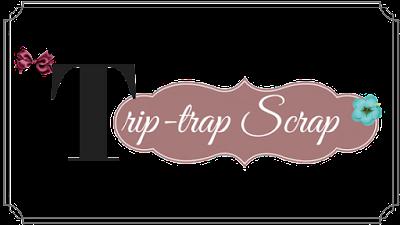 Trip-Trap Scrap enmarcado