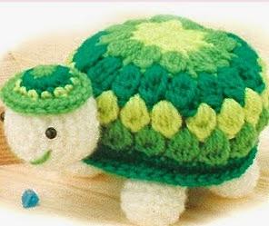 http://charocrochetpatrones.blogspot.com.ar/2010/04/tortuga.html