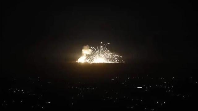 Medios: Israel mata en un bombardeo a varios combatientes iraquíes