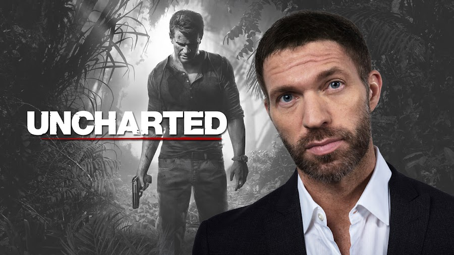 uncharted movie director travis knight exit sony pictures tom holland shooting schedule