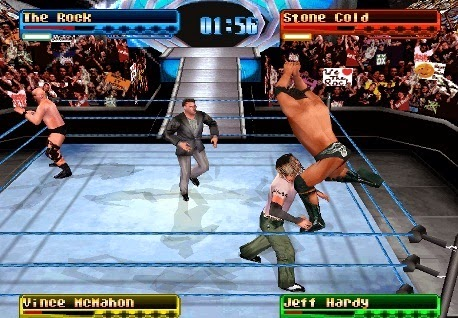 game legenda wwf smackdown