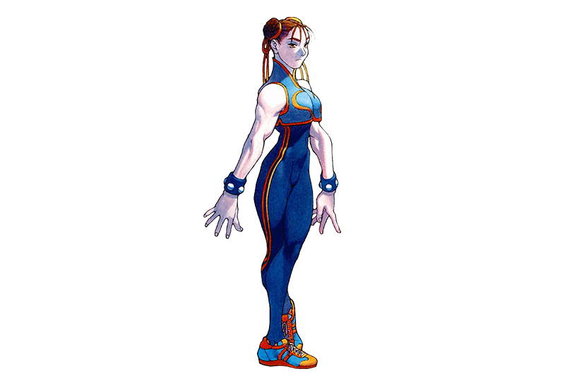 Chun-Li: Street Fighter Alpha | Random J Pop
