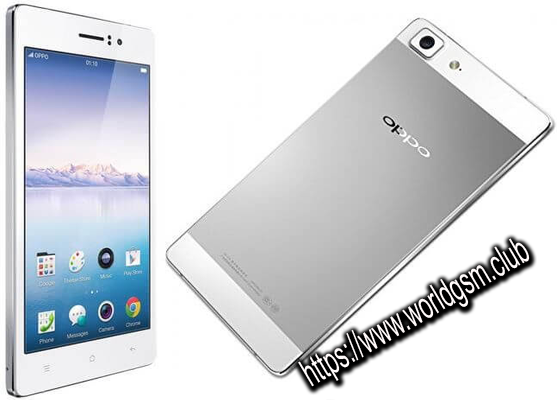 Oppo R8106 R5 Official Firmware is Full Free Download