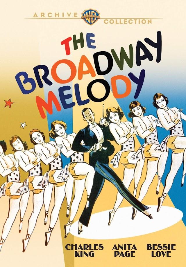 Un día como hoy: THE BROADWAY MELODY conseguía el primer Oscar a una Película Musical
