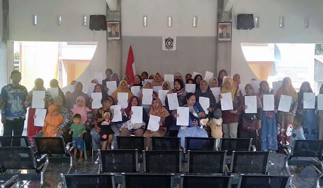 Penerima PKH di Lumajang yang mundur
