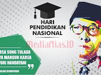 Selamat Hari Pendidikan Nasional, Tut Wuri Handayani