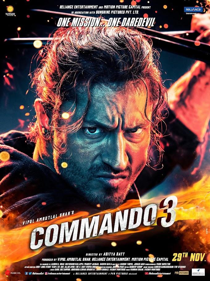 Commando 3 full movie download moviesyug
