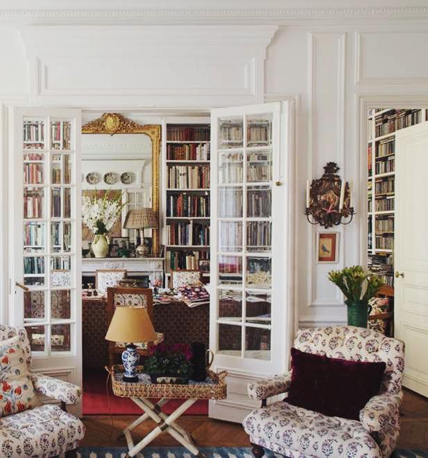 Décor Inspiration | At Home With: Carolina Irving, Paris