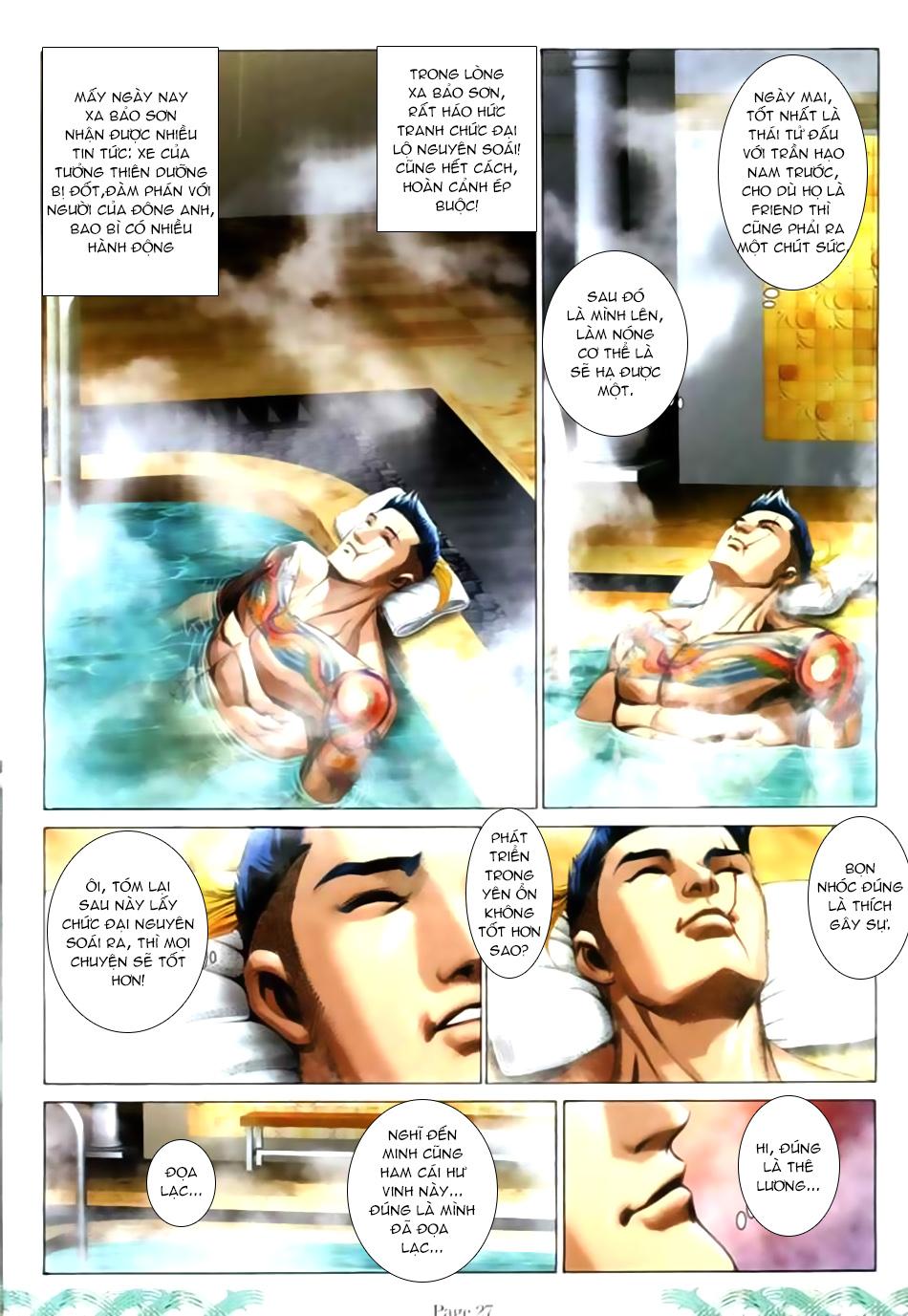 Người Trong Giang Hồ Chap 731 - Truyen.Chap.VN