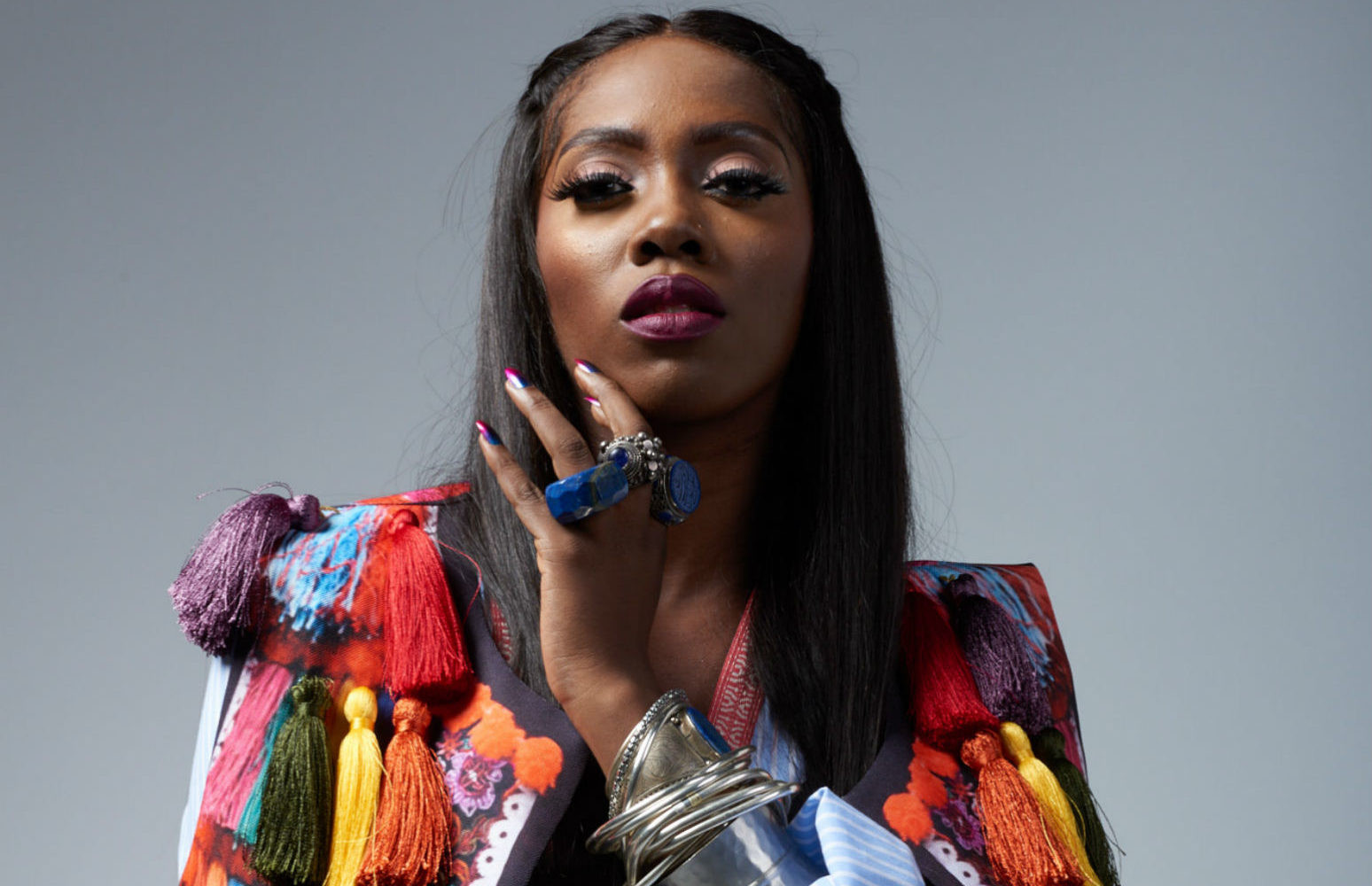 I'll put out my nakedness in next music video – Tiwa Savage #Arewapublisize
