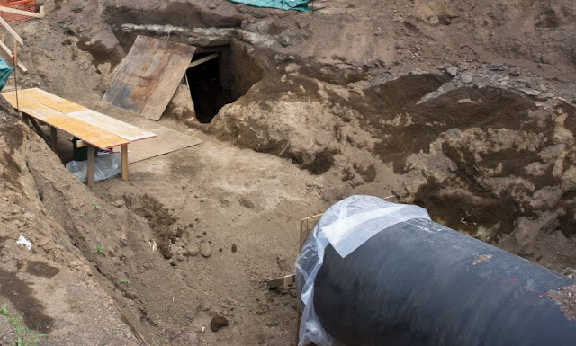 2,300 year old 'Athlete's Tomb' found intact outside Rome