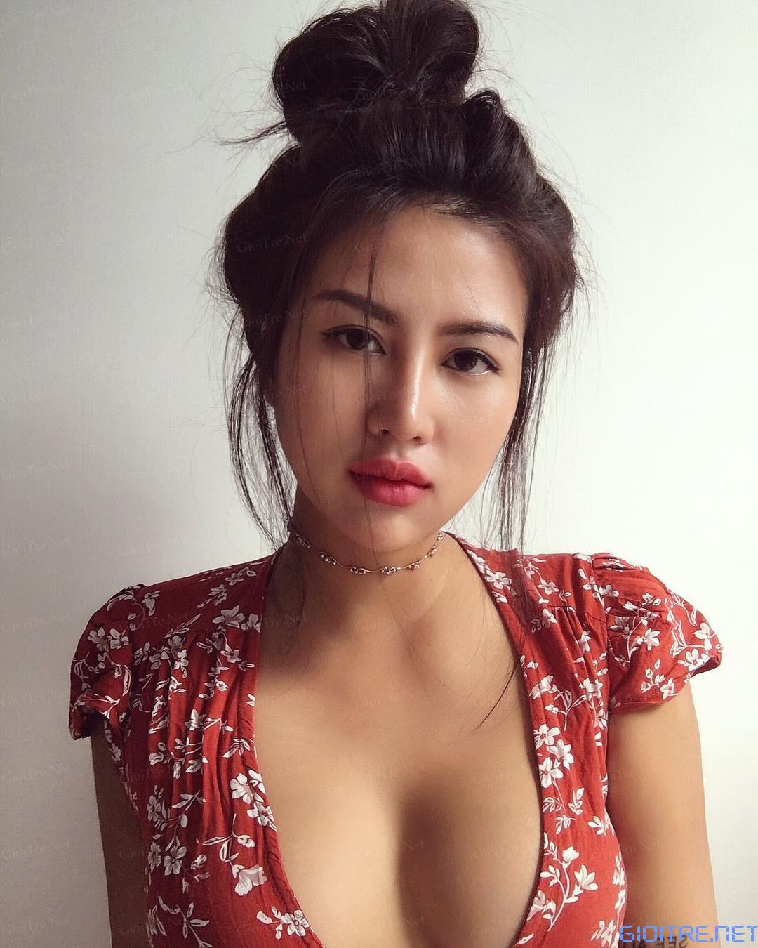 Lin U94: Nói sao hết được cái sự xinh gái này?!