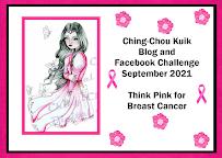 BLOG CHALLENGE SEPTEMBER 2021