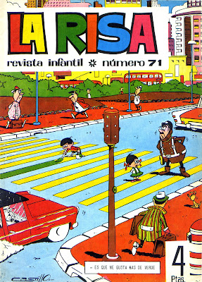La Risa 3ª nº 71 (23-7-1965)