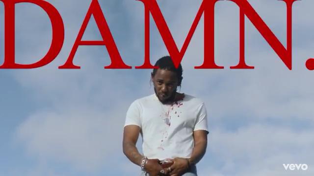 """Kendrick Lamar lança o clipe da musica """"ELEMENT"""""""