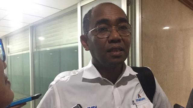 Terlibat Debat Panas, Dirut Holding Tambang Diusir dari Rapat DPR