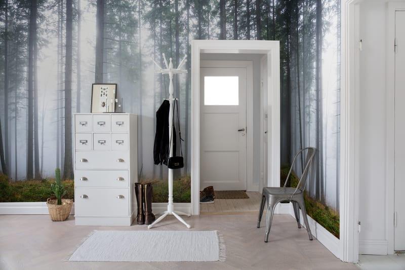 Mały pokój, tapeta