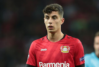 Liverpool ready to splash a club record £107m on Kai Havertz