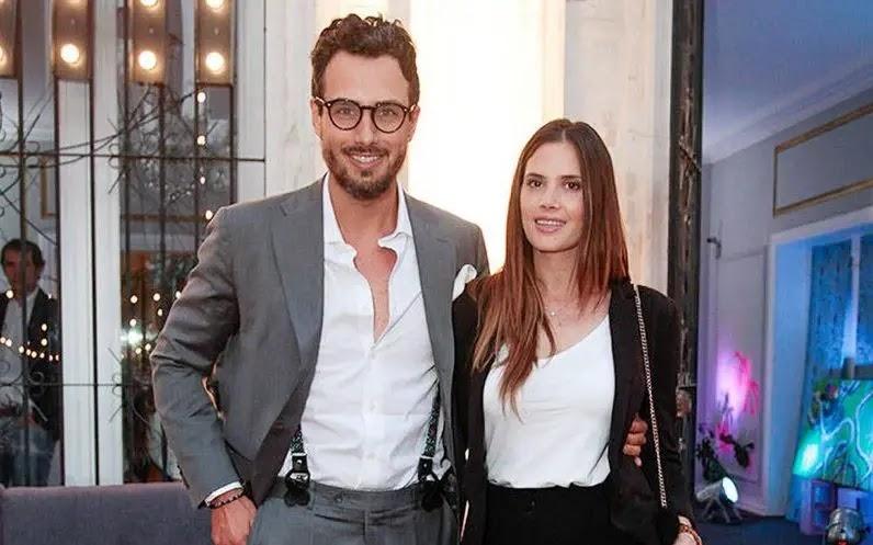 Marcelo Marocchino se casará en Italia con fiesta de tres días