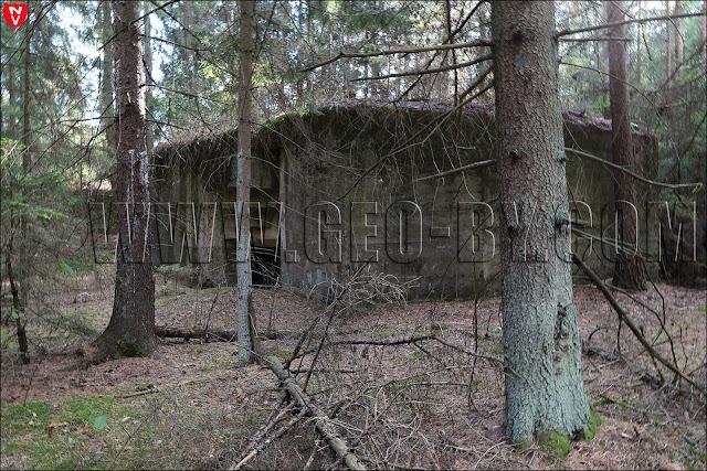 Первый кайзеровский бункер