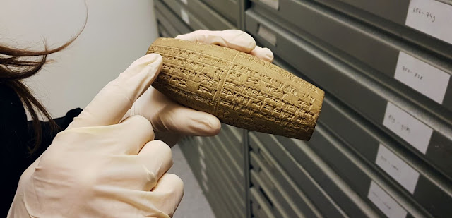 Cuneiform reveals shared birthplace