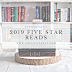 2019's Five Star Reads