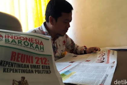 Menjalar Via Pos, Siapa Dalang di Balik 'Indonesia Barokah'?