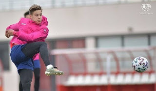 Barcelona ahead of Real Madrid in the race to the sign Spanish youngster