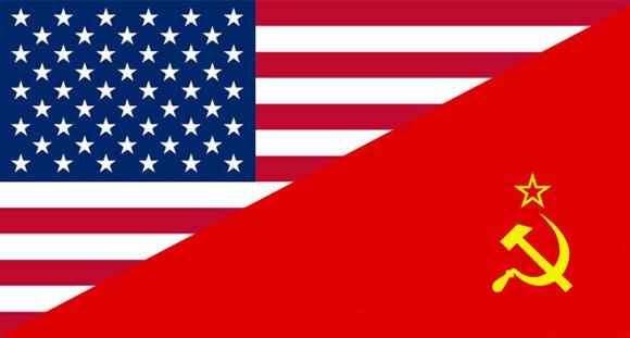 Resultado de imagem para Estados Unidos e União Soviética