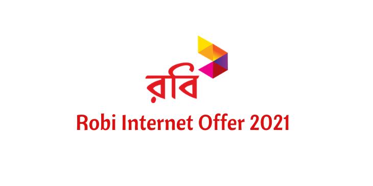 Robi Bondho Sim offer 2021