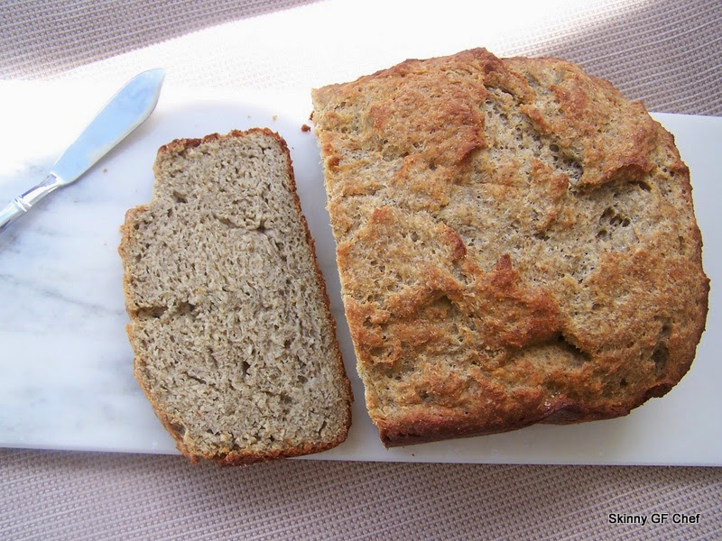 Gluten-Free and Grain Free Bread Recipe for Bread Machine