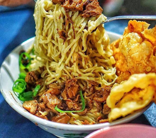 Mie Ayam Pak D'Yanto
