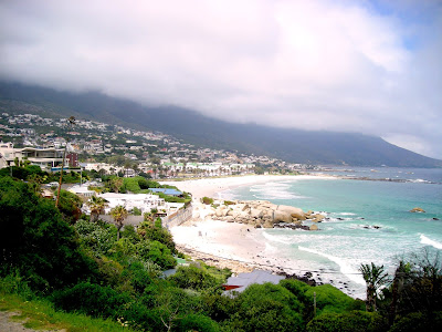Cape Town, beach, South Africa