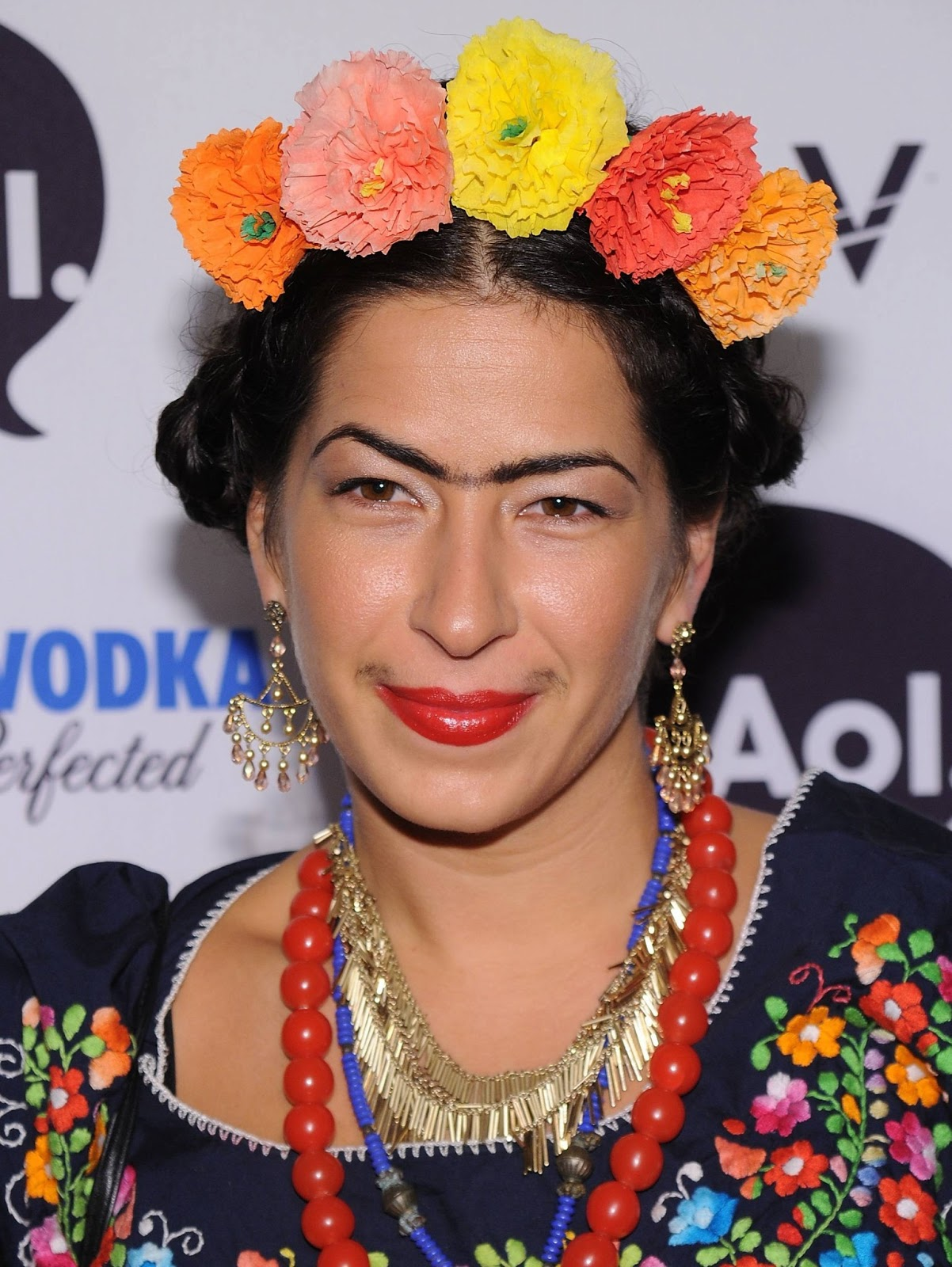 point lace: Fashion inspiration- frida kahlo