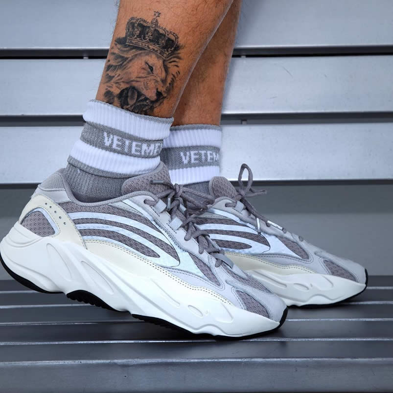 b2f5f9bfba5 Yeezy Boost 700 V2  Static  Shoes Supply On Feet Release Date EF2829 -  www.anpkick.com