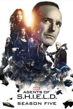 Agents of S.H.I.E.L.D. 5ª Temporada Torrent – WEB-DL 720p/1080p Dual Áudio