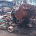 Opposition of the Imo state govt clear refuse dump 'deliberately abandoned' to punish residents